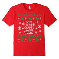 CHRISTMAS VACATION-UGLY CHRISTMAS-SNOWFLAKES-Costume T Shirt