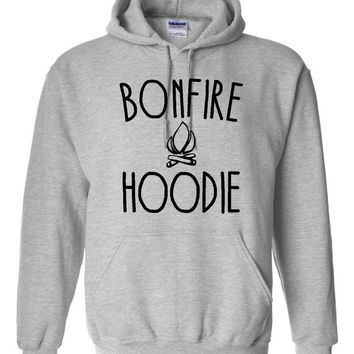 This is my official bonfire hoodie. It keeps me comfy next to the fire on those cool fall nights Great Bonfire Hoodie Lots Of Laughs Hoodie