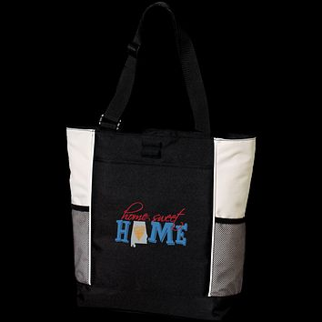 Alabama Home Sweet Home Tote Bag