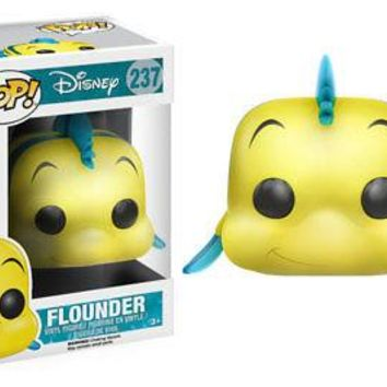 Funko Pop Disney: The Little Mermaid - Flounder