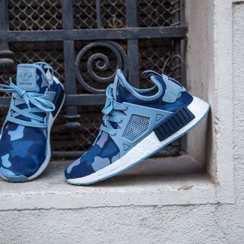 Best Sale ADIDAS NMD XR1 'DUCK CAMO Blue '