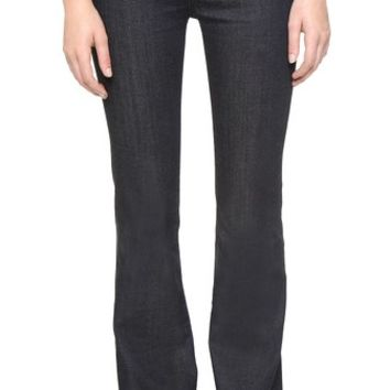 Petite Janis Flare Jeans