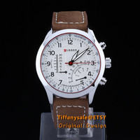 75% OFF, man watch, men watches, leather watch, friend gifts, WAT(099)