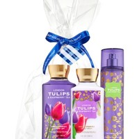 The All New Daily Trio LONDON TULIPS & RASPBERRY TEA