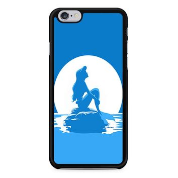Ariel The Little Mermaid 6 iPhone 6/6s Case