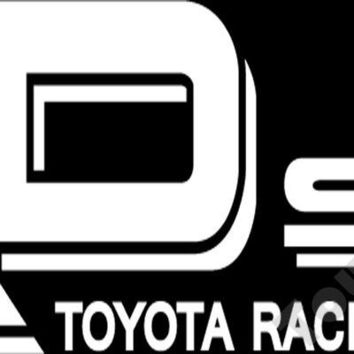 3 x TRD Sport Single Color Vinyl Decal for Side Truck Bed