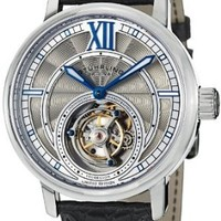 Stuhrling Original Men's 396.331X2 Tourbillon Limited Edition Imperium Mechanical Stainless Steel Watch