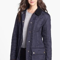 Women's Barbour 'Beadnell' Quilted Jacket,
