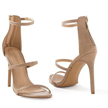 Women's High heel strappy sandal