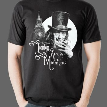 Lon Chaney T-Shirt - London After Midnight V1 - Fright-Rags