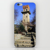 Ancient watchtower. iPhone Skin by albert12001