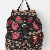 Urban Outfitters - Ecote Sun-Faded Geometric Backpack