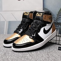 Nike Air Jordan Woman Men Fashion Basketball Sneakers Sport Shoes