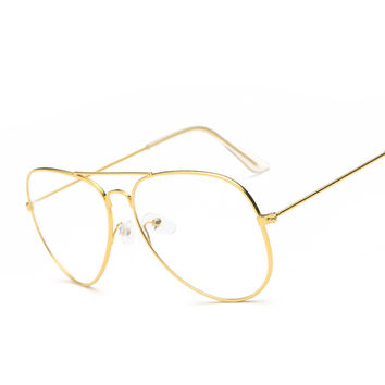 Gold And Silver Eyeglass Frames : Shop Titanium Eyeglass Frames on Wanelo