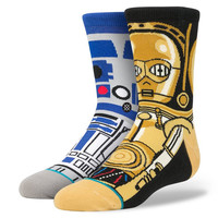 STANCE STAR WARS DROID KIDS SOCKS