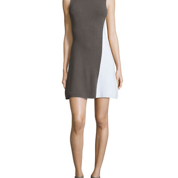 Branteen Prosecco Sleeveless Dress,