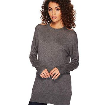 Splendid Long Sleeve Cut Out Pollover