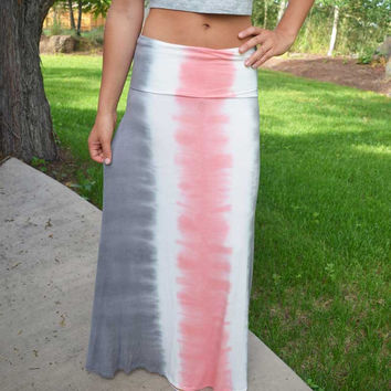 How Sweet It Is Maxi Skirt- Pink