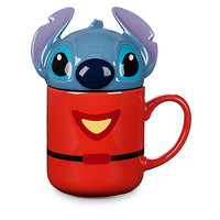 Stitch Mug with Lid | Disney Store