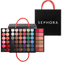 Sephora: SEPHORA COLLECTION : Medium Shopping Bag Makeup Palette   : combination-sets-palettes-value-sets-makeup