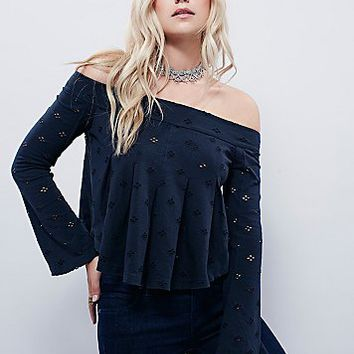 Free People Womens Cleo Top