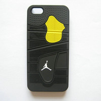 Air Jordan iPhone case 4 Thunder iPhone 5 5s