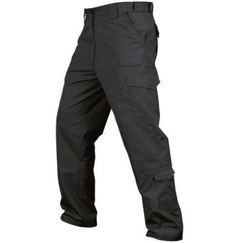 Tactical Pants Color- Black (34W X 32L)