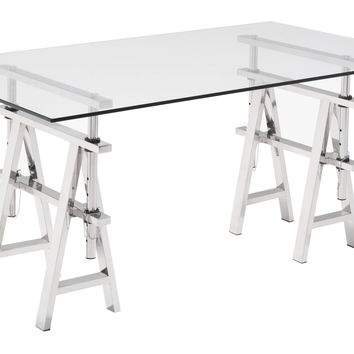 LADO DESK CHROME