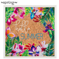 Hello Summer Wood Wall Decor | Hobby Lobby | 5892922