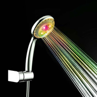 Multi-Color Automatic LED Light Handheld Shower Head