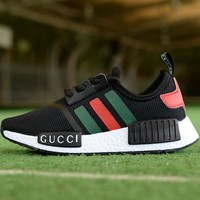 One-nice™ GUCCI Adidas NMD Children's shoes