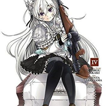 Chaika the Coffin Princess 4 Chaika: the Coffin Princess