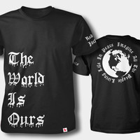 'The World Is Ours' Tee