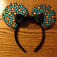 Disney Jasmine Mickey Mouse Ears