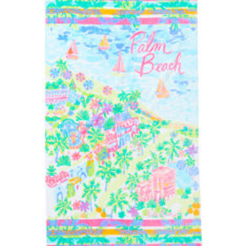 Destination Beach Towel | 28665 | Lilly Pulitzer