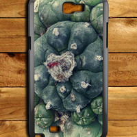 Peyote Cactus Samsung Galaxy Note 2 Case
