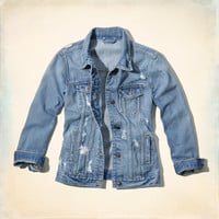 Laguna Niguel Denim Jacket