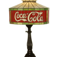 "Meyda 24.5""H Coca-Cola Table Lamp"