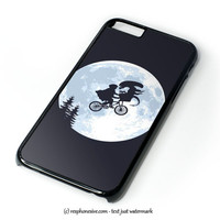 E.T. Alien Funny Classic Movie iPhone 4 4S 5 5S 5C 6 6 Plus , iPod 4 5  , Samsung Galaxy S3 S4 S5 Note 3 Note 4 , and HTC One X M7 M8 Case