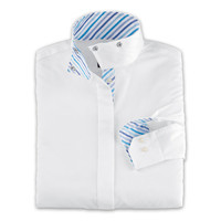 Beacon Hill Wrap Neck Show Shirt | Dover Saddlery