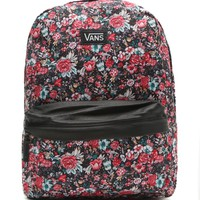 Vans Deana II Floral School Backpack - Womens Backpack - Floral - One