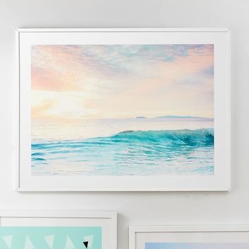 SoCal Sorbet 4 Wall Art by Minted®