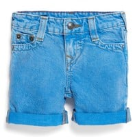 True Religion Geno Denim Shorts (Baby Boys) | Nordstrom