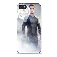 Hunger Games Catching Fire Peeta Mellark Josh Hutcherson Collection movie actress Iphone 5s Cases
