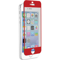 Znitro Iphone 5 And 5s And 5c Nitro Glass Screen Protector (red)