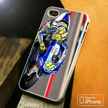 Valentino Rossi Race iPhone 4 | 4S, 5 | 5S, 5C, SE, 6 | 6S, 6 Plus | 6S Plus Case
