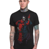 Marvel Deadpool Dance With Death T-Shirt