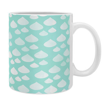 Allyson Johnson Rain Drops Coffee Mug