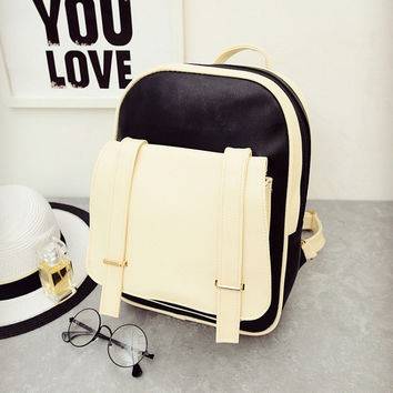 College On Sale Casual Back To School Hot Deal Comfort Stylish Fashion Korean Ladies Backpack [8226765383]