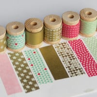FOIL Value Kit Edition Washi Tape for Project Life (Sample)